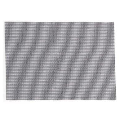 カーサコレクション プレースマット ウィーブシルバー 435×305(mm)