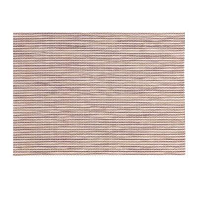 カーサコレクション プレースマット ウィーブモカ 435×305(mm)