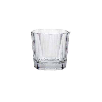 MLV ダイヤモンド ロック S207(2個入) 320(ml) ハイグレードポリカーボネイト製のクリスタルのような圧倒的な透明度と輝きをもった今までにない全く新しいグラスシリーズ