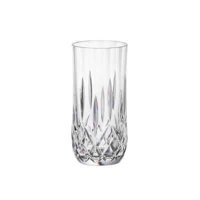 MLV ダイヤモンド トール S156(2個入) 380(ml) ハイグレードポリカーボネイト製のクリスタルのような圧倒的な透明度と輝きをもった今までにない全く新しいグラスシリーズ