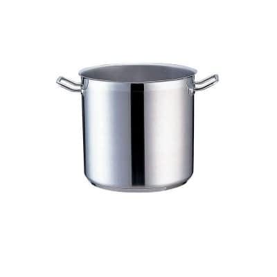 TKG PRO(プロ)寸胴鍋(蓋無) 24(cm) 電磁調理器対応鍋の画像1