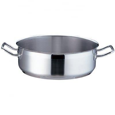 TKG PRO(プロ)外輪鍋(蓋無) 40(cm) 電磁調理器対応鍋