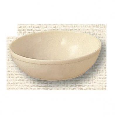 【ポリプロピレン食器】菜皿 A-2(クリーム)№113K
