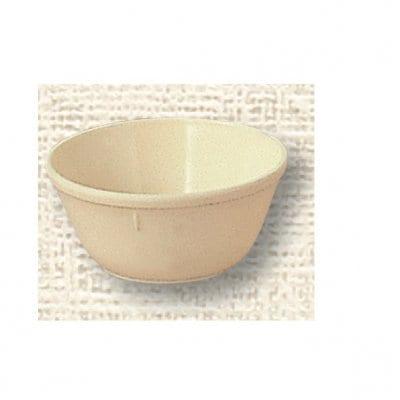 【ポリプロピレン食器】菜皿 B-2(クリーム)№112K