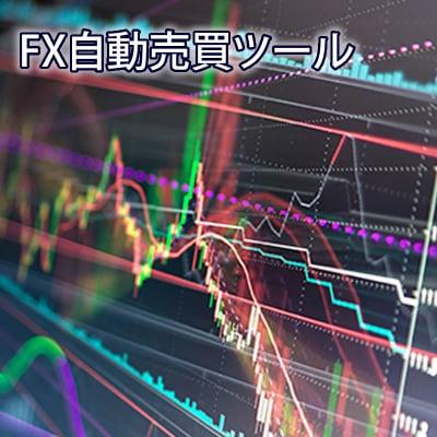 FX自動売買ツール+初回接続設定 VPS料金は別途かかります。