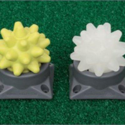 【筋膜剥がし】ビースティ・ボール/ソフトタイプ(白色) ※ベース付
