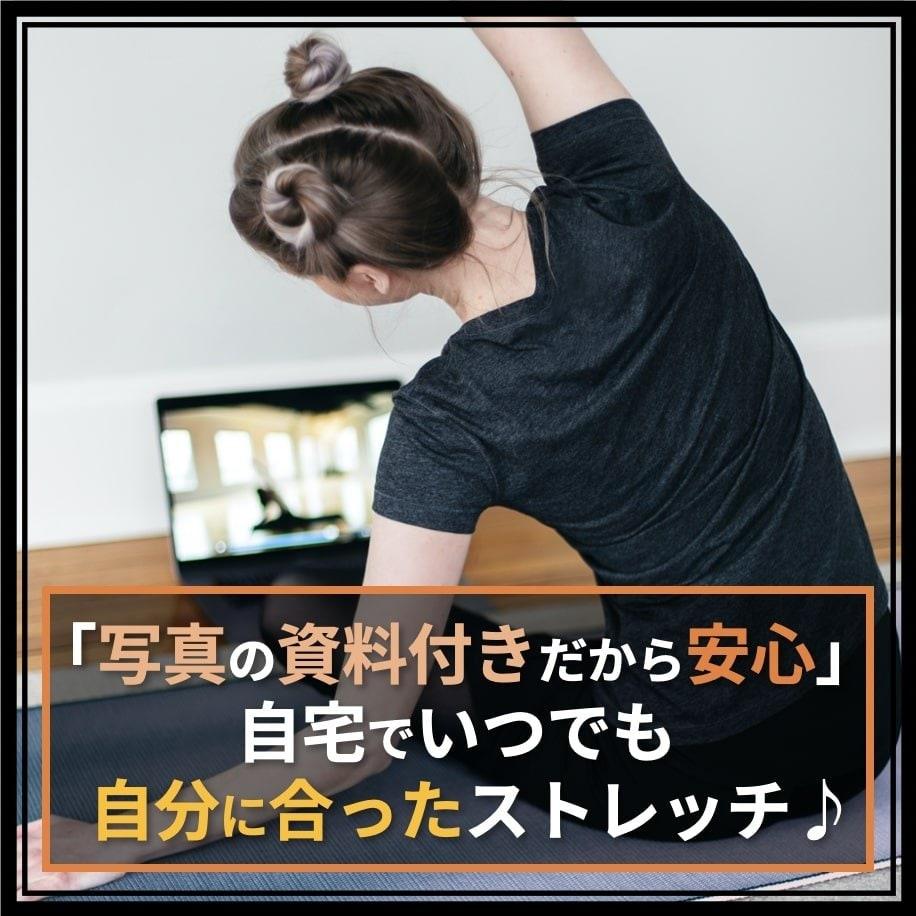【オンラインプレミアム版】  専門家から直接検査が受けられ、姿勢のお悩みなどのプチ相談ができます!オンラインでAIからだ分析のイメージその5
