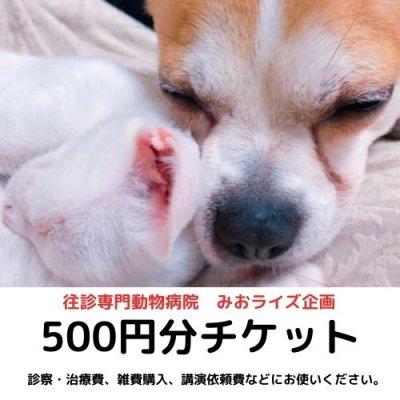 みおライズ企画500円お買い物チケット
