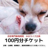 みおライズ企画100円お買い物チケット