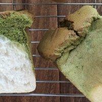 台湾発宇治抹茶ケーキ食パン