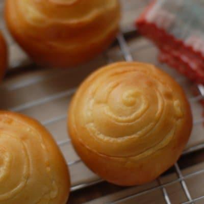 台湾クリームパン