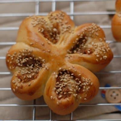 台湾バッソークローバーパン