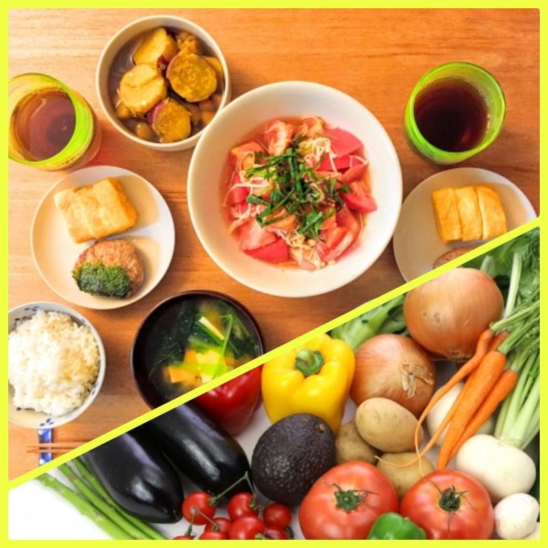 食卓アドバイザーの食生活改善カウンセリングのイメージその1