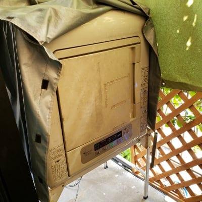 【5,000円寄付】衣類乾燥機購入のためのご寄付を募ります!
