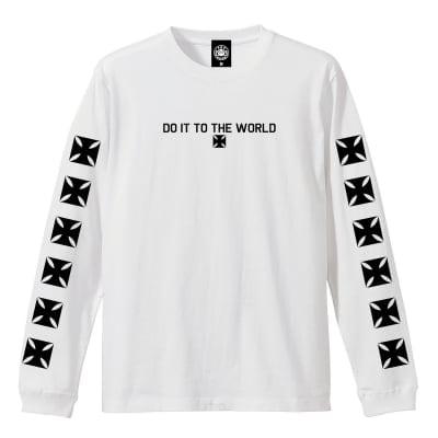 FOREVER TEE ホワイト L・XL・2XLサイズ