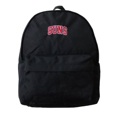 ANDSUNS COLLEGE BACKPACK ブラック