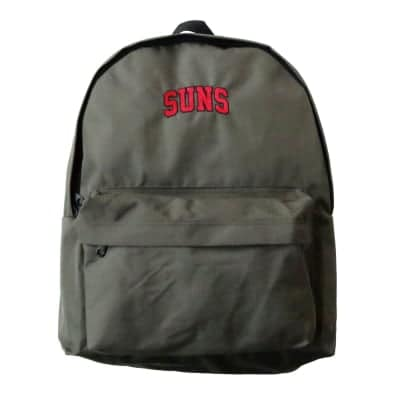 ANDSUNS COLLEGE BACKPACK オリーブ