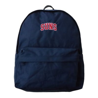 ANDSUNS COLLEGE BACKPACK ネイビー