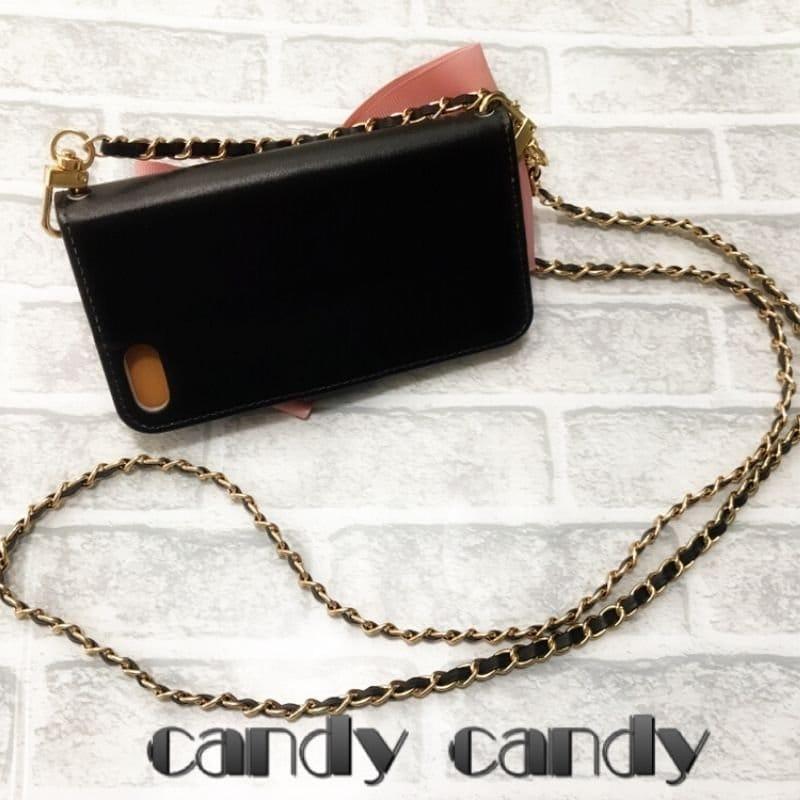 ハンドメイド教室 candy candy携帯ケースレッスンのイメージその2