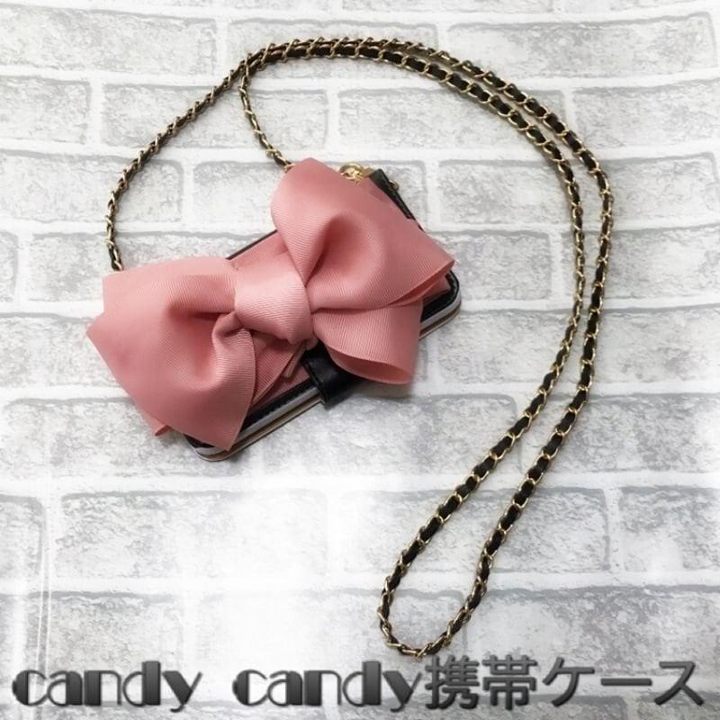ハンドメイド教室 candy candy携帯ケースレッスンのイメージその1