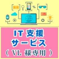 IT支援サービス(AA様 専用)