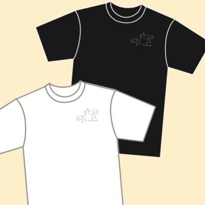 ビッグTシャツ【障がい者支援活動対象商品】