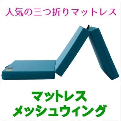 マットレス メッシュ・ウィング (シングルロング)【店頭販売専用】