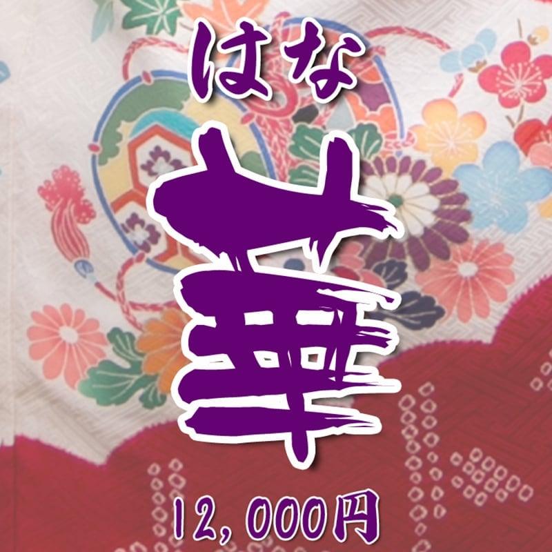 お祝い着・熨斗目(のしめ) 【華(はな)】 お宮参り・初宮参り向け 着物レンタル  のイメージその1