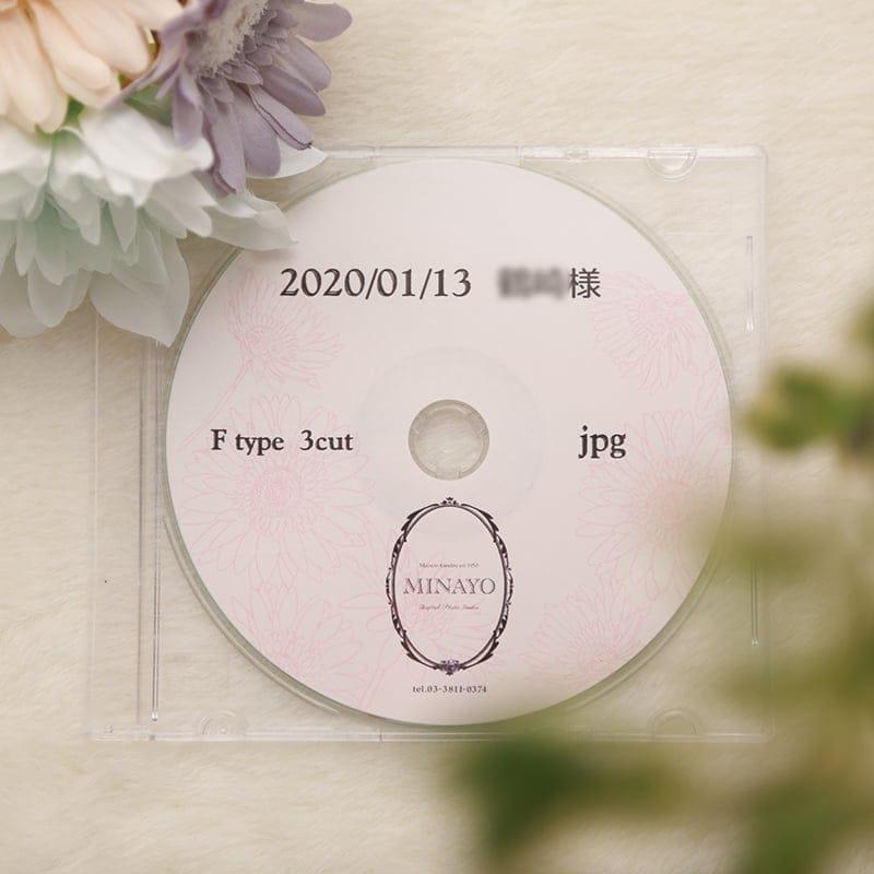 【現地払い】修整有り CDデータ Fタイプのイメージその1