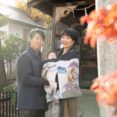 小川様特別セット【ヘアセット・着付け・撮影料金 2〜6ポーズ】