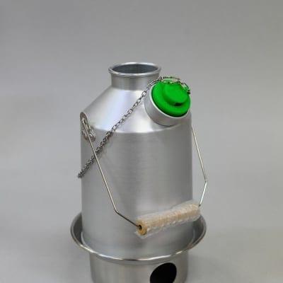 アウトドアの達人必須アイテム ケリーケトル スカウトケトル1.2L アルミ(コルクキャップ付き)