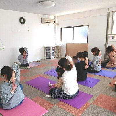 【10月】まみーず 美と健康のためのヨガ教室(ハーブティー付き)