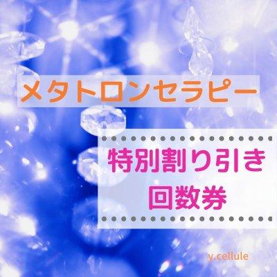 メタトロンセラピー東京|花粉症|メタトロンセラピー特別割引回数券❘ワイセリュール