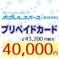 【店頭お渡し】プリペイドカード43,200円分