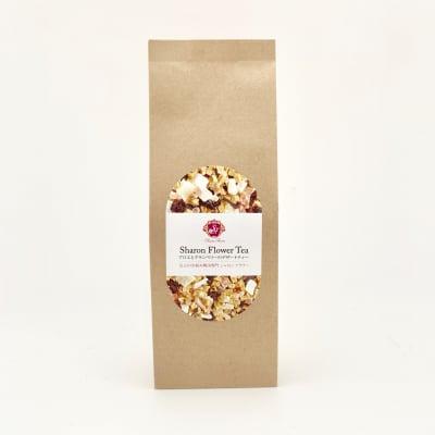 【沖縄現地店頭払い専用】アロエとクランベリーのデザートティー(1袋×50g)|シャロンフラワーオリジナルティー