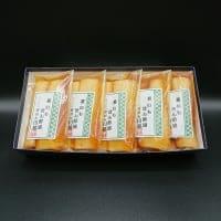 送料無料【ぎおん川勝オリジナル】ツクツク限定!長いもぽん酢漬5袋セット