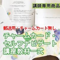 SN-02 【講師・郵送用】チャームカード・セルフナビゲート講座用教材(チャームカード無し) 6,600円