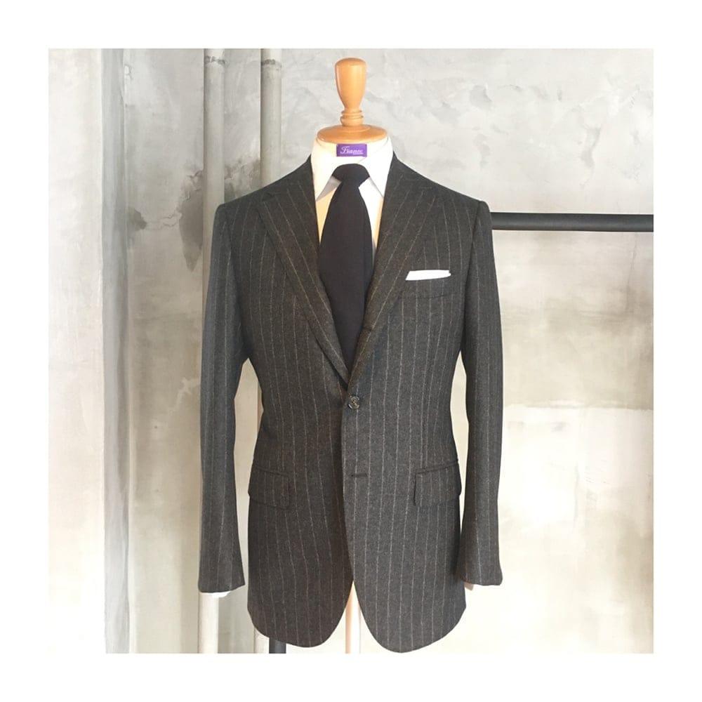 【現地払い専用】(THOMAS クラブ会員限定) スタンダード・オーダーメイドスーツのイメージその1