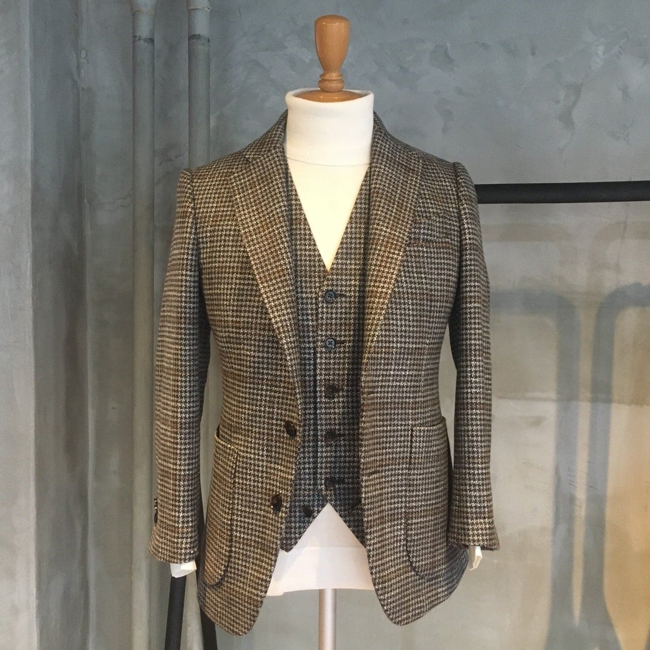 【現地払い専用】(THOMAS クラブ会員限定) プレミアム・オーダーメイドスーツのイメージその2