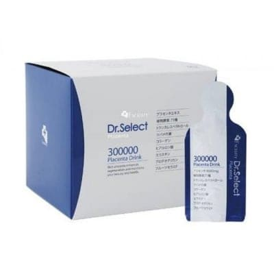 Dr.Select 300000 プラセンタ ドリンク スマートパック 30包入