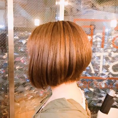 【現地払い専用】根元カラー&ブロー