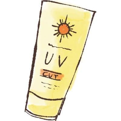 薬用UVクリーム