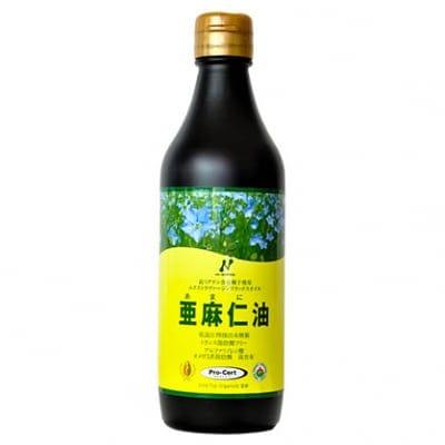 亜麻仁油(フラックスオイル)カナダ産 株式会社ニュー・サイエンス