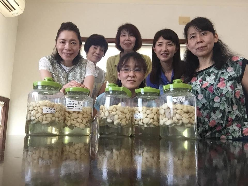 《5月30日(日)午前》発酵エキス教室 梅 (うめ) 【現地払い】のイメージその4