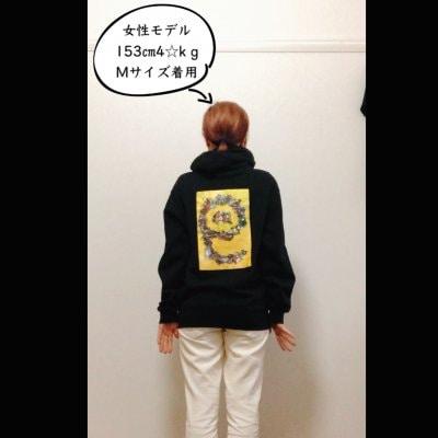 シンガーソングライター 春翠オリジナルパーカー‼︎‼︎