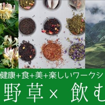 ❨終了❩自然の恵みを頂く、魔女のあとりえ入門編:薬草茶のイロハ、飲み比べ体験を提供@東京10/5