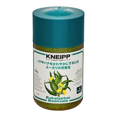KNEIPP クナイプ バスソルト ユーカリの香り 850g