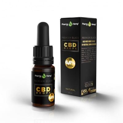 【CBD6.6%配合】CBD オイル CBD 含有率 6.6% 660mg 内容量 10ml フルスペクトラム ファーマヘンプ  高濃度 高純度 CBD OIL