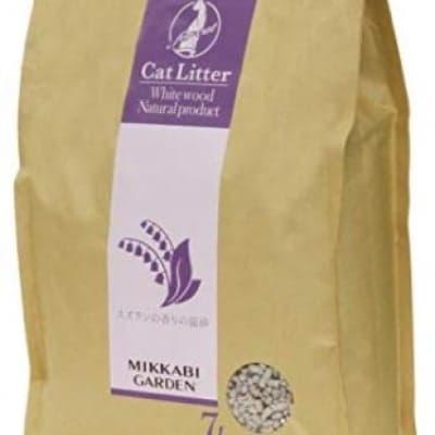 スズランの香りの猫砂 7L