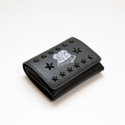 【送料無料】GLAM JAM×ジャイアント馬場コラボレーション三つ折り財布